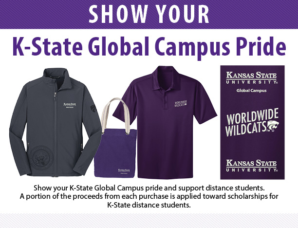 Global Campus clothing ad image