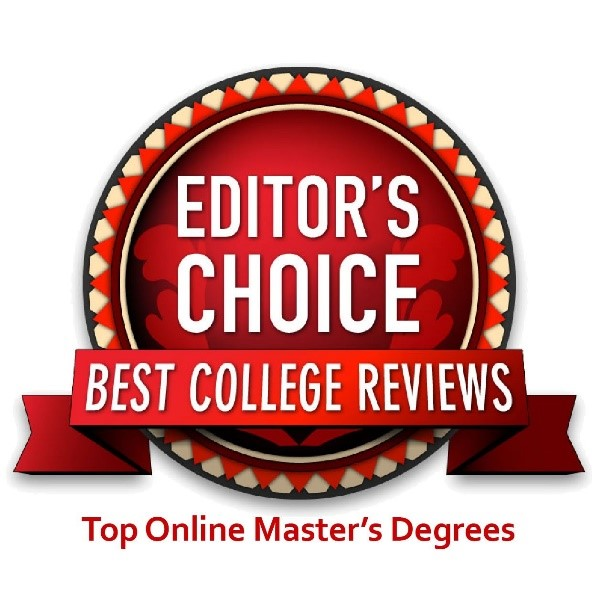 Editor's Choice Best College Reviews Badge
