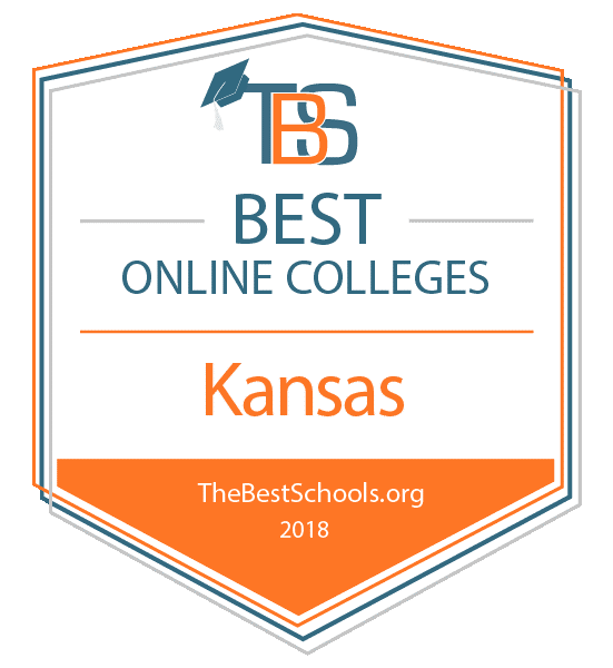 Best Online Colleges in Kansas 2019