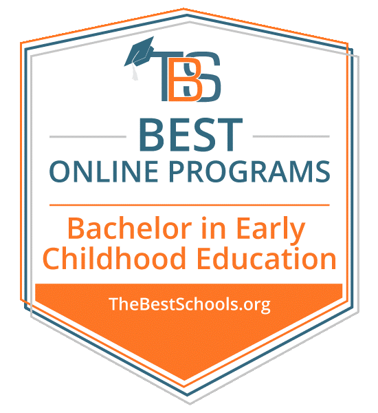 Best Online Programs - Bachelor in Early Childhood Education