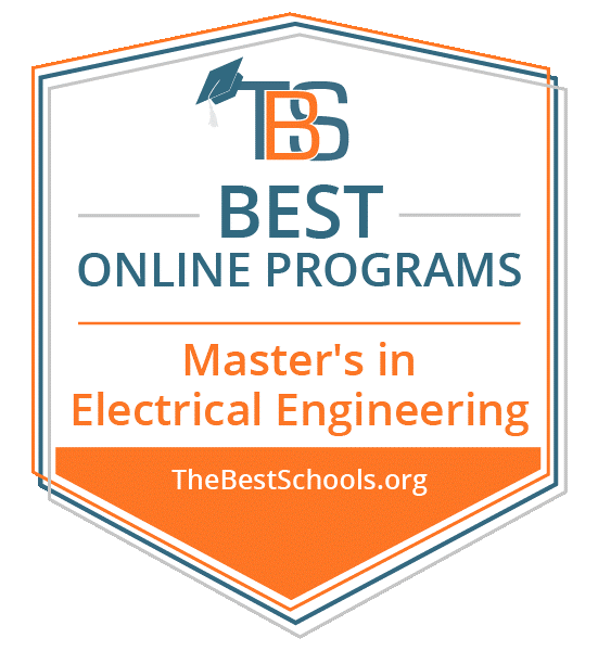 ElectricalEngineering BestSchools.org Badge