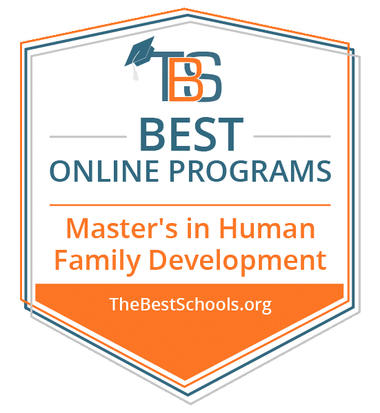 Human Family Development BestSchools.org Badge