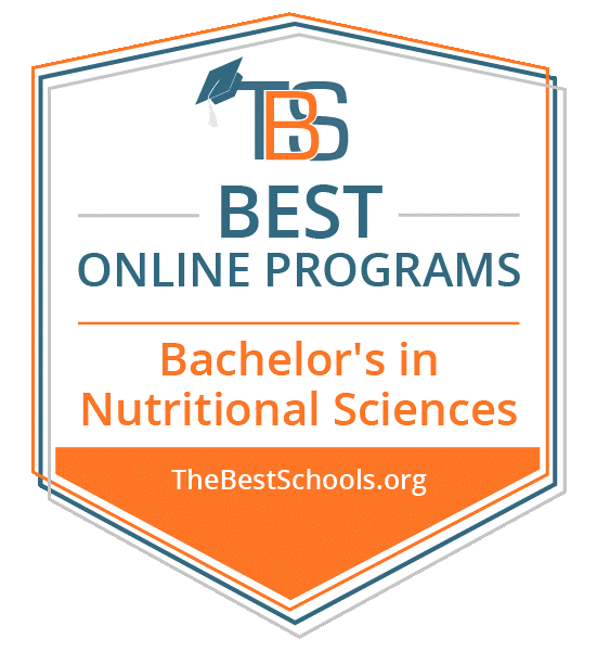 Best Value - Bachelor's in Nutritional Sciences Programs