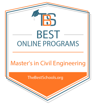 Best Schools Civil Engineering Badge