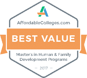 Best Value - Master's in Human and Development Programs