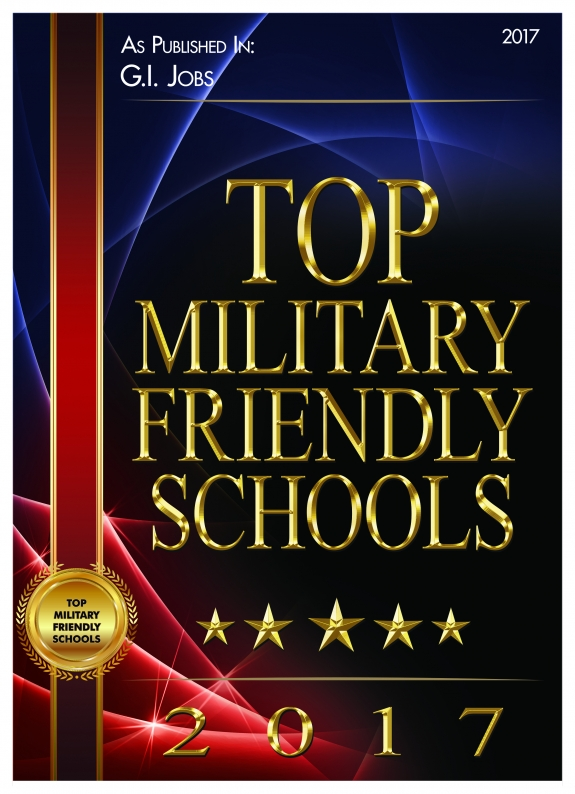 G.I. Jobs Top Military Friendly Schools 2017
