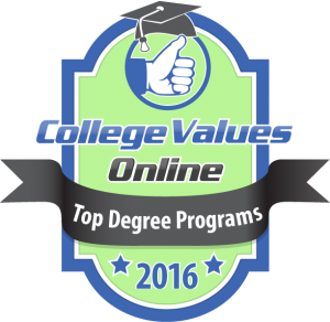 Online Master's in Psychology: Top 20 Values 2016-2017
