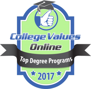 2017 Master's in Educational Leadership Top 30 Values