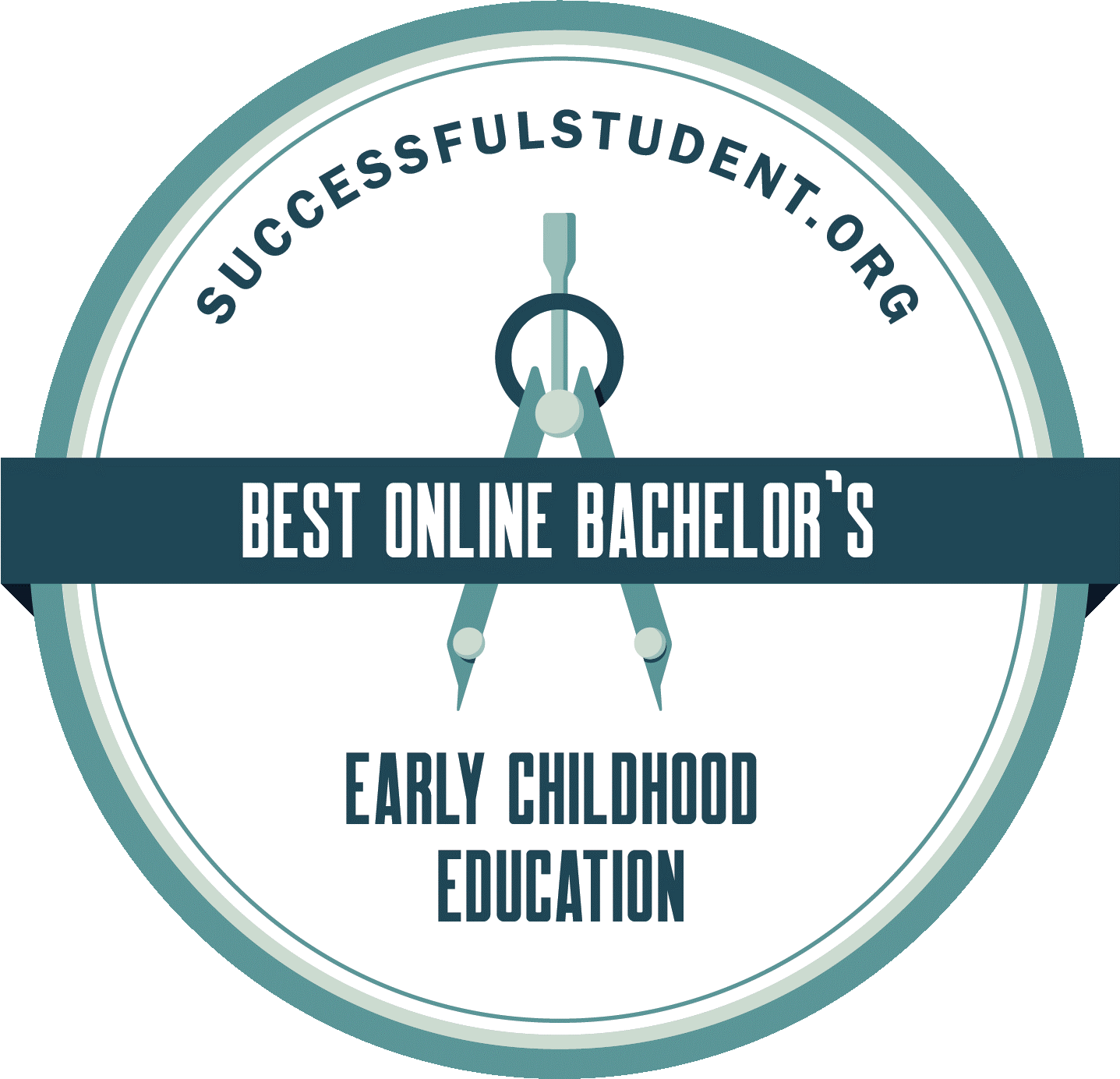 Successful Students.org Award Badge for Early Childhood Education