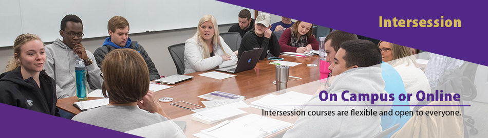 Intersession - Flexible and open to everyone
