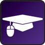 Online Degree Logo for graduate, bachelor, and certificate courses