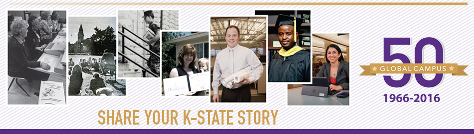 Global Campus Share Your K-State Story