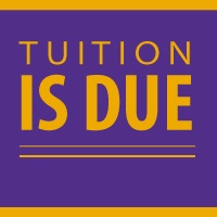 Tuition is Due