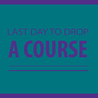 Last Day to Drop A Course