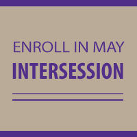 Enroll In May Intersession