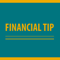Financial Tip