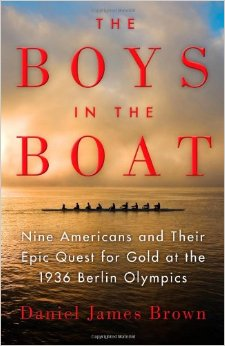 Boys in the boat book image