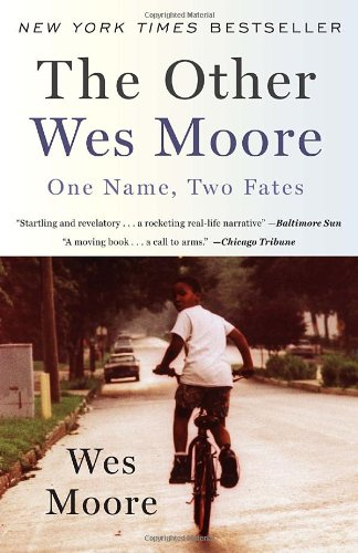 Other Wes Moore book image