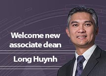 Long Huynh Associate Dean of Global Campus